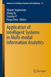 Cover Application of Intelligent Systems in Multi-modal Information Analytics