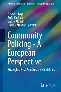 Cover Community Policing - A European Perspective