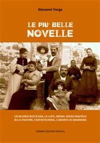 Cover Le più belle novelle