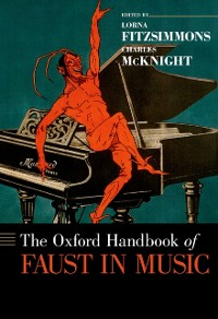 Cover Oxford Handbook of Faust in Music