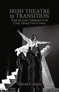 Cover Irish Theatre in Transition