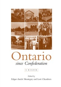 Cover Ontario Since Confederation