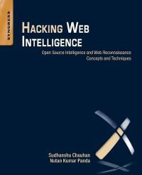 Cover Hacking Web Intelligence