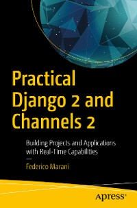 Cover Practical Django 2 and Channels 2