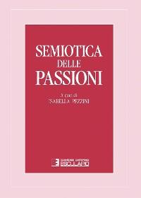 Cover Semiotica delle passioni
