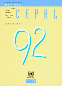 Cover Revista de la CEPAL No.92, Agosto 2007