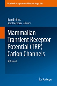 Cover Mammalian Transient Receptor Potential (TRP) Cation Channels
