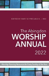 Cover The Abingdon Worship Annual 2022