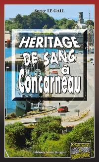Cover Héritage de sang à Concarneau