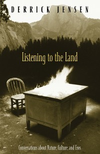 Cover Listening to the Land