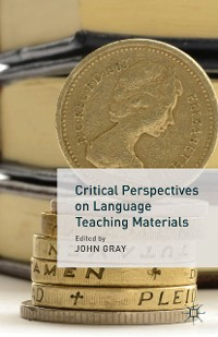 Cover Critical Perspectives on Language Teaching Materials