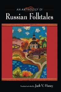 Cover Anthology of Russian Folktales