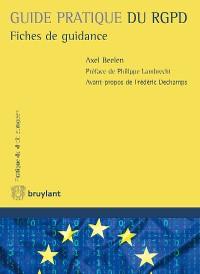 Cover Guide pratique du RGPD