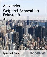 Cover Feinstaub