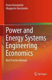 Cover Power and Energy Systems Engineering Economics