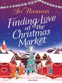 Cover Finding Love at the Christmas Market
