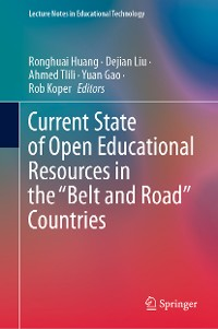 """Cover Current State of Open Educational Resources in the """"Belt and Road"""" Countries"""