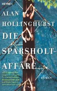 Cover Die Sparsholt-Affäre