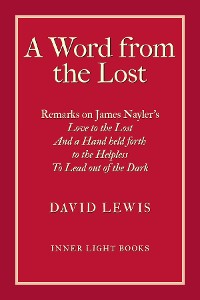 Cover A Word from the Lost