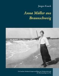 Cover Anna Müller aus Braunschweig