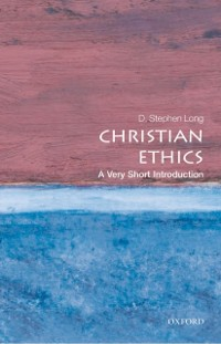 Cover Christian Ethics: A Very Short Introduction