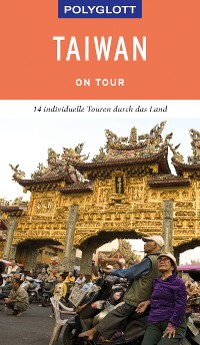 Cover POLYGLOTT on tour Reiseführer Taiwan