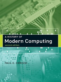 Cover A History of Modern Computing