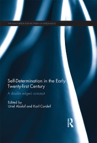 Cover Self-Determination in the early 21st Century