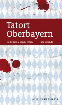 Cover Tatort Oberbayern (eBook)