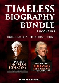 Cover Timeless Biography Bundle: 2 Books in 1