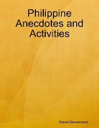 Cover Philippine Anecdotes and Activities