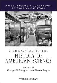 Cover A Companion to the History of American Science