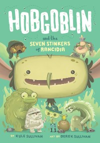 Cover Hobgoblin and the Seven Stinkers of Rancidia