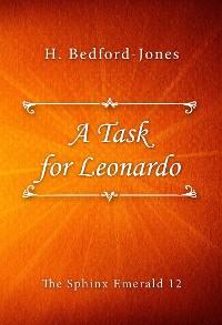 Cover A Task for Leonardo