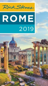 Cover Rick Steves Rome 2019