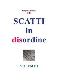Cover Scatti in disordine