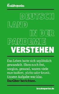 Cover Deutschland in der Pandemie verstehen