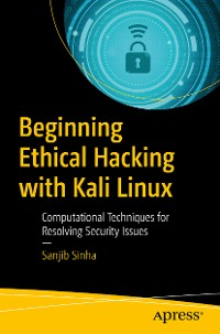 Cover Beginning Ethical Hacking with Kali Linux