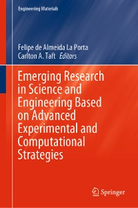 Cover Emerging Research in Science and Engineering Based on Advanced Experimental and Computational Strategies