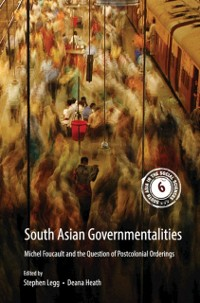 Cover South Asian Governmentalities