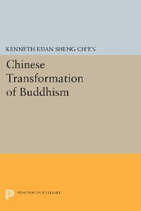 Cover Chinese Tranformation of Buddhism