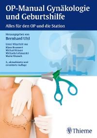 Cover OP-Manual der Gynäkologie und Geburtshilfe