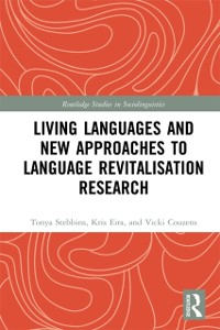 Cover Living Languages and New Approaches to Language Revitalisation Research