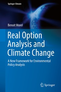 Cover Real Option Analysis and Climate Change