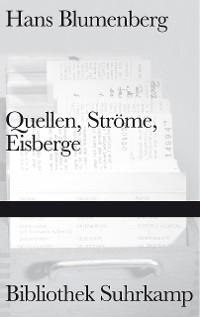 Cover Quellen, Ströme, Eisberge