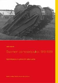 Cover Suomen panssarijoukot 1919-1939