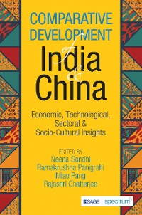 Cover Comparative Development of India & China