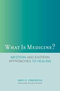 Cover What Is Medicine?