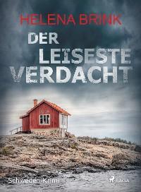 Cover Der leiseste Verdacht - Schweden-Krimi