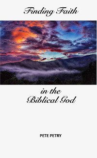 Cover Finding Faith in the Biblical God